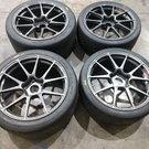 Porsche GT4 Hankook F200 Ventus Slicks