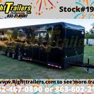 2020 8.5X32 Cargo Mate Race Trailer