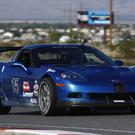 Corvette with Trailer