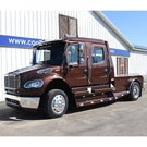 2015 Freightliner M2 Sportchassis Crew Cab