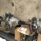 Heavy Duty Winters Quickchange Rear End Assembly