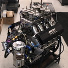 Buck Racing Engines 5.3 Bore Space 903 Carbureted  4 Stages