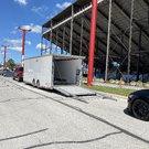 Rail Ryder Equipped 26' Intech Trailer