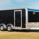 2019 2019 Sundowner 13' Enclosed Motorcycle Trailer