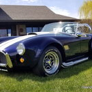 64 Shelby Cobra Replica