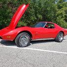 1973 Corvette Stingray LS4 4-speed 496 Stroker