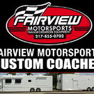 FAIRIVIEW MOTORSPORTS - CUSTOM COACHES - Contact Seller for