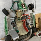 Complete TonyKart, Trailer and Tools