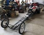 Nostalgia front engine dragster  for sale $25,000