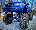 2003 Toyota Tundra street legal monster truck