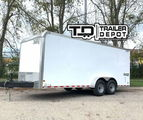 2020 Haulmark Grizzly HD 20' trailer