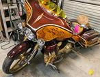 Custom Bagger Harley Davidson