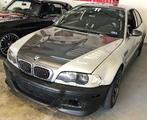 BMW M3  E46 Track Attack Clean Title  Turn key