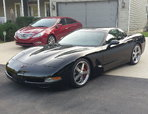 Z51 FRC Corvette - Rare - REDUCED  for sale $19,500