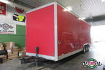 1997 Gold Rush / Motorsports 32' Stacker Trailer