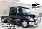 2011 SPORT SportChassis RHA114 Big Block Freightliner M2 112