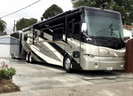 43' TIFFIN ALLEGRO BUS W/20' STACKER