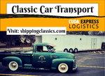 Classic/Exotic Vehicle Transport