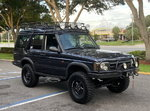 Land Rover Discovery 2 Overland Recovery Rig