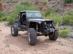 Jeep CJ-10 Extreme Rock Crawler