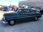 1950 Mercury 2 Door Coupe