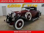 1932 Packard Standard Eight