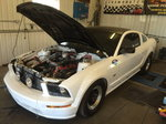 Mustang lq9 twin-set turbo