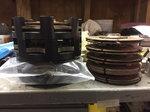 Quartermaster V-Drive 5.5 Clutch parts bulk sale