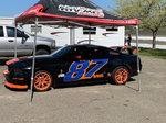 SCCA Mustang Championship Car