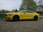 2016 Mustang GT super charged