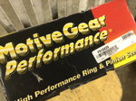 "Motive 10""  4.30 gear set,new"