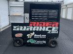 Pit Cart Tool Box