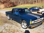 1992 Chevy S10