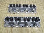 FE Aluminum Cylinder Heads CNC