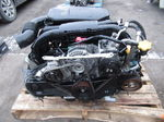 2009 2012 SUBARU FORESTER LEGACY OUTBACK 2.5L AVLS ENGINE