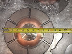 10 inch 5191 clutch and floater