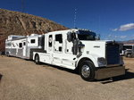 2007 Kenworth W-900 Schwalbe Conversion