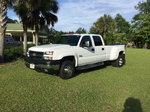3500 Chevrolet Classic Dually