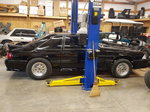 92 mustang gt rolling chassis with transmission