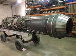 Jet Truck Engine