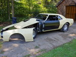68 Camaro RS/SS Drag car