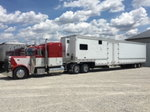 2016 53' Custom T&E Conversion Trailer