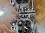2 Holley Terminator throttle bodies with 80lbs Injectors&nbs