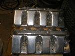 Boss 429 valve covers