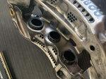 2019 F1 Inconel brake caliper