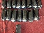 Morel .937 Keyway Solid Roller Lifters
