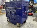 Pit box pit cart