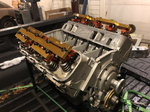 509ci Aluminum BBC blower motor