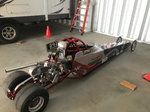 2008 Motivational Tubing Chassis, Model Pinnacle T/F