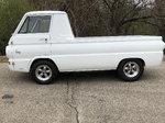 1966 Resto Mod, mild custom, A100 pickup